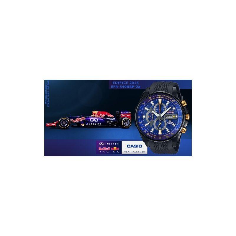 ... Obrázok číslo 2  CASIO EDIFICE INFINITI RED BULL RACING Limited Edition  EFR-549RB- ... 0883f0b155